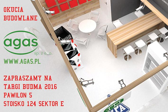 Zaproszenie na Międzynarodowe Targi Budownictwa i Architektury BUDMA